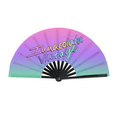 Immacolata Vintage CLACK Fan - Name