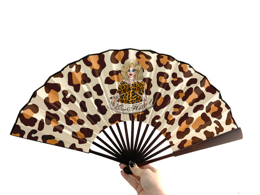 Eve Hill Fan - Logo Cheetah