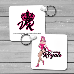 Veronica Royale - Keychain