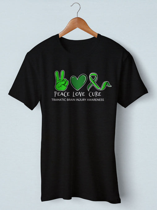 Peace Love Cure - Traumatic Brain Injury
