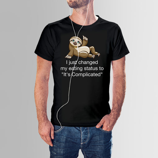 It's Complicated. Gastroparesis Awareness tshirt