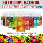99.9% Antibacterial Gel Travel Portable Antibacterial Disposable Disinfection Gel Quick-Dry Wipe Out Bacteria Hand Sanitizer