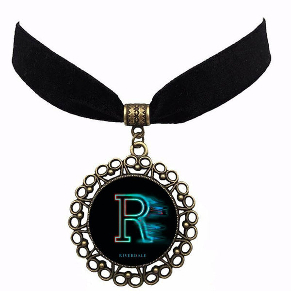 Chokers Necklace Riverdale Pop's Chock'lit Pendant Necklace Collana Kolye Bijoux Collier Femme