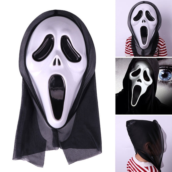 Halloween Mask Horror Movie Scream Grimace Mask fo Men