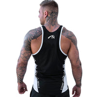 Men Bodybuilding Tank top Gyms Workout Fitness Cotton Sleeveless shirt Crossfit clothing Golds Stringer Singlet male Casual Vest
