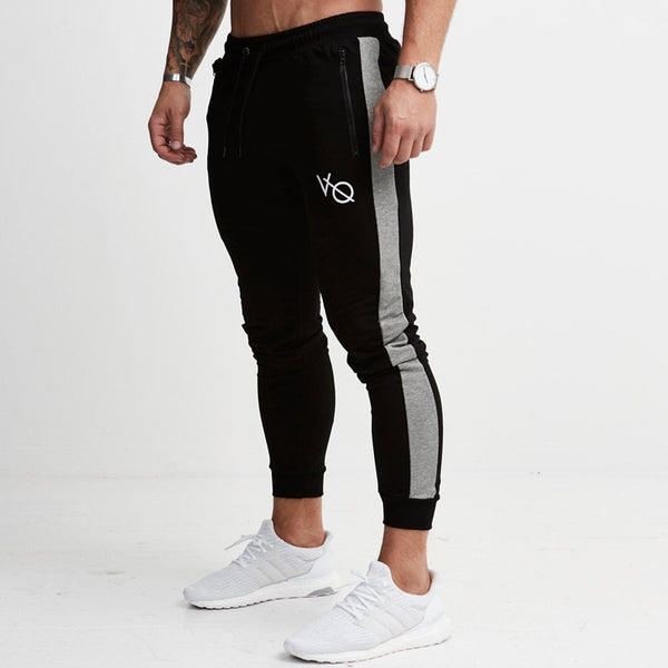 Mens Joggers Casual Pants Fitness Men Sportswear Tracksuit Bottoms Man Skinny Sweatpants Trousers Male Gyms Jogger Track Pants
