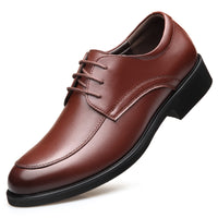 Misalwa 2019 New Men Dress Shoes Men Formal Shoes Classic Business Luxury Men Oxfords Footwear Suit Shoes Drop Shipping