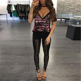 Plus Size Sexy Women Trousers Lacing Up Bottoms Autumn Winter Clubwear Pencil Pants High Waist Stretch Bodycon Bandage Slim 3XL