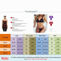 Plus Size Women Sexy Lingerie Transparent Bralette Set Lace Underwear Set Women Bra And Panty Set Sutia Bra Set Vs Ropa Interior