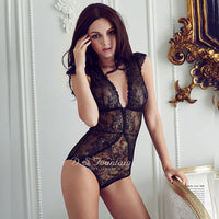 Sexy Lace Push Up Women Underwear Set Transparent Seamless Embroidery Plus Size Sexy lingerie Bra Set Women's Bra and Panty Sets
