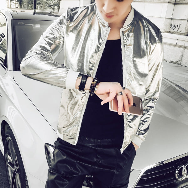 Summer Jackets Men Fashion 2020 Slim Fit Solid Sun Protection