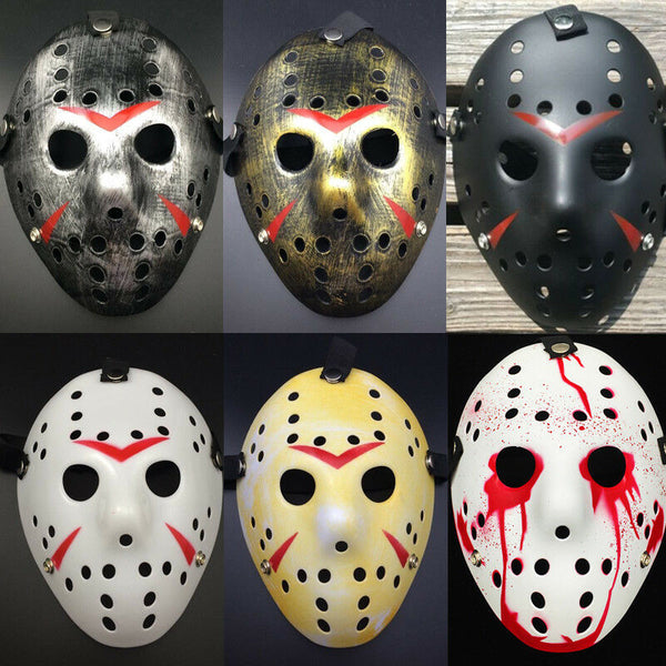 Jason Friday the 13th Halloween Mask for Men