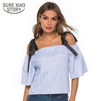 womens tops and blouses camisas mujer blusas femininas elegante plus size tops women blouse slash neck ladies tops 3928 50