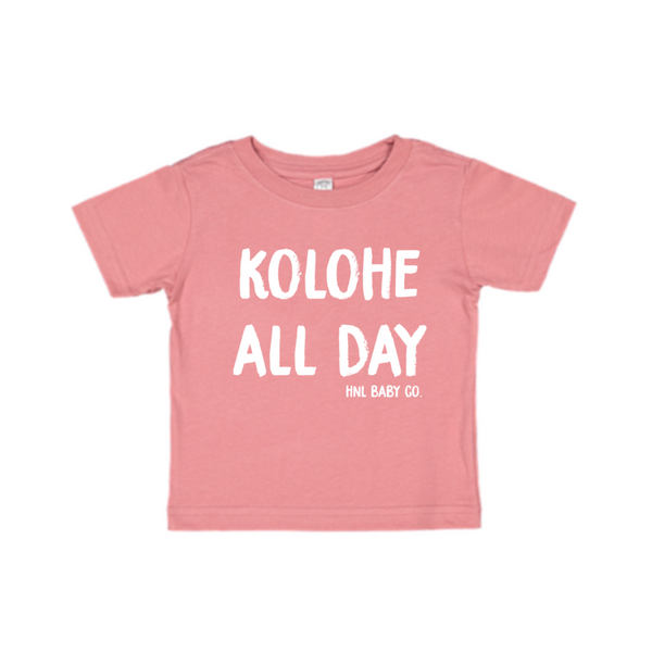 Kolohe All Day Tee Kids