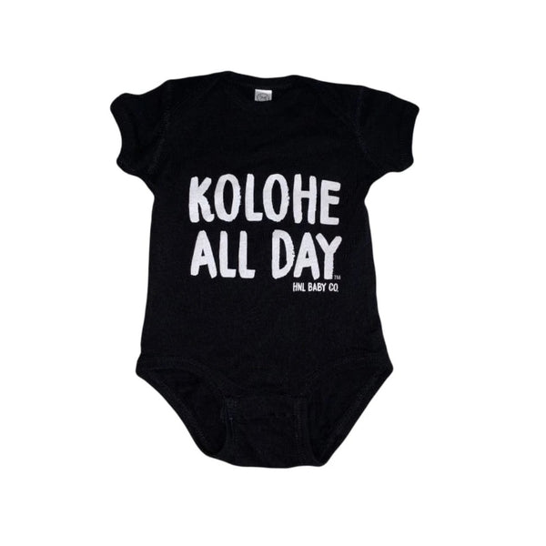 Kolohe All Day Onesie Baby