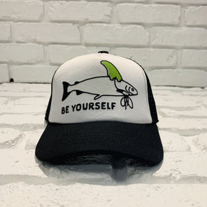 Be Yourself Trucker