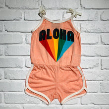 Load image into Gallery viewer, Aloha Romper