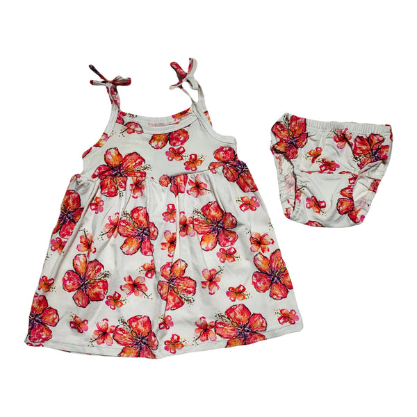 Hibiscus Dress Baby