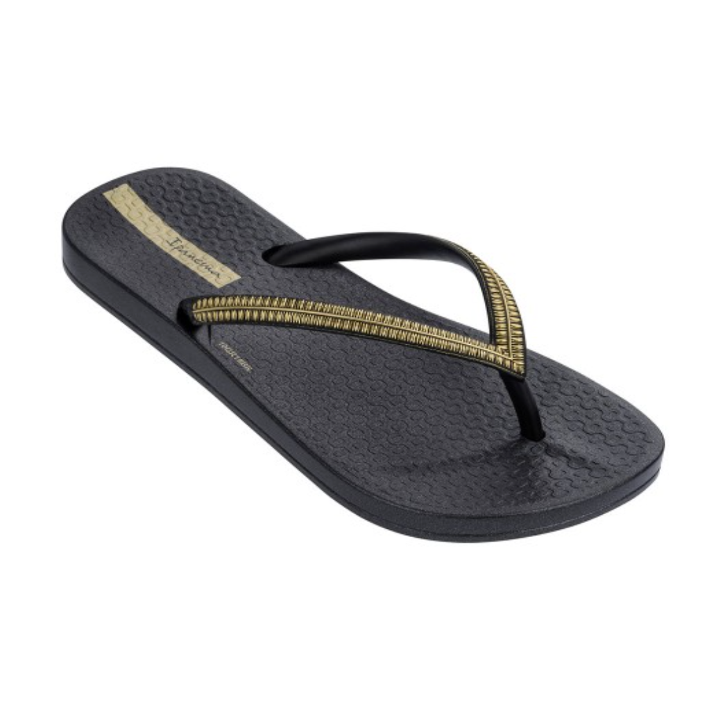 Ana Metallic III Slipper
