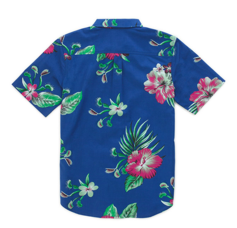 Trap Floral Woven
