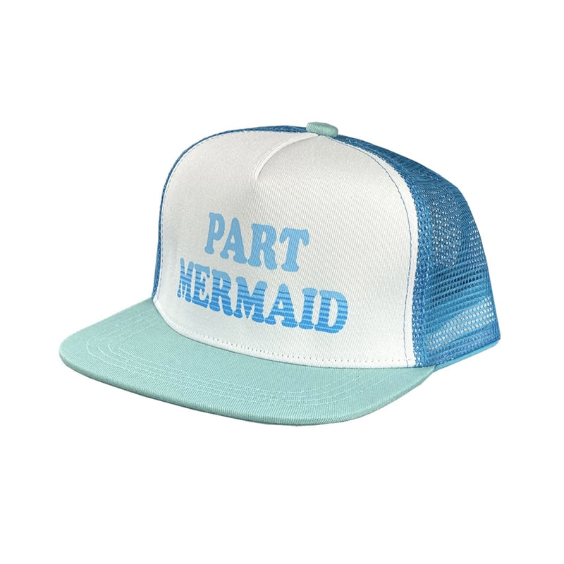 Part Mermaid Trucker
