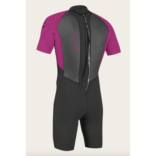 Youth Reactor II Back Zip Springsuit