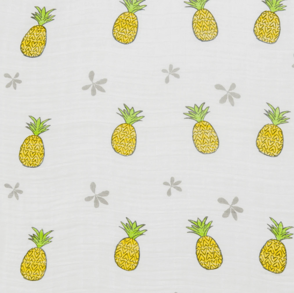 Swaddle Blanket Pineapple Of My Eye