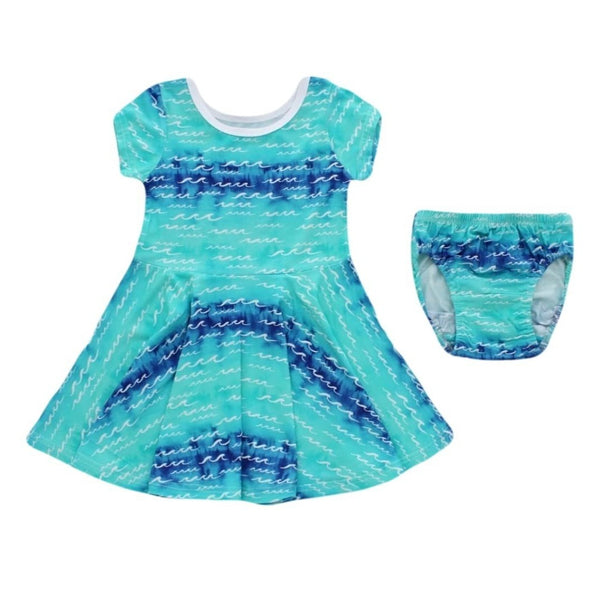 Nalu T-Shirt Dress Baby