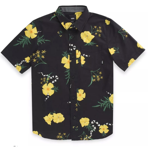 Super Bloom Floral Woven Boys