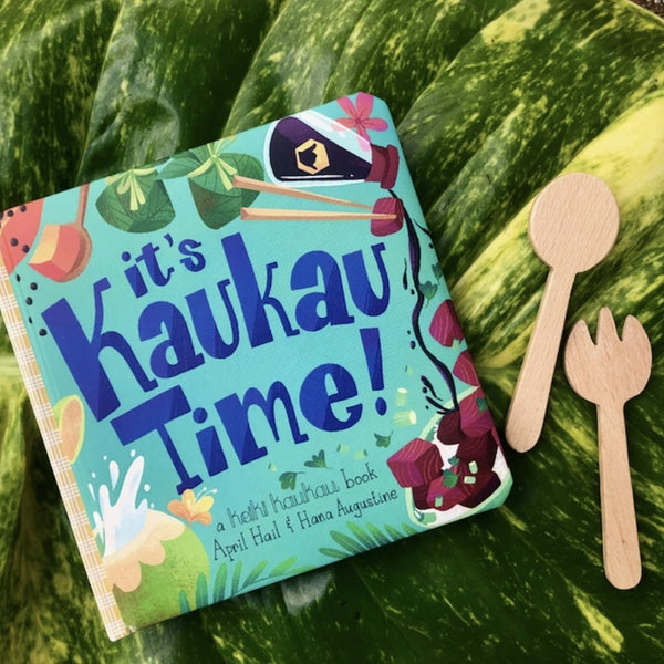 It's Kaukau Time! Board Book