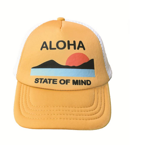 Aloha State of Mind Trucker