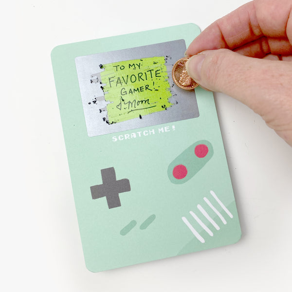 Scratch-Off Lunchbox Notes