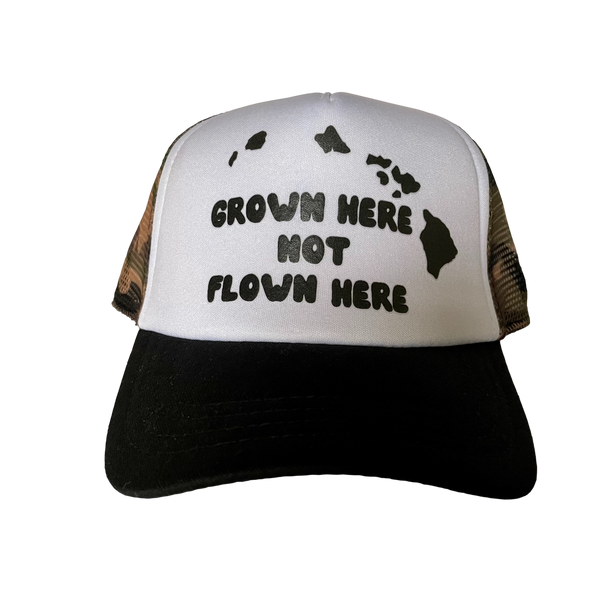 Grown Here Trucker