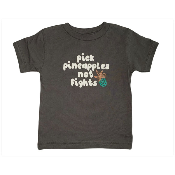 Pick Pineapples Tee Kids