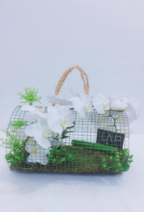 Imperial Gift Bag (White)