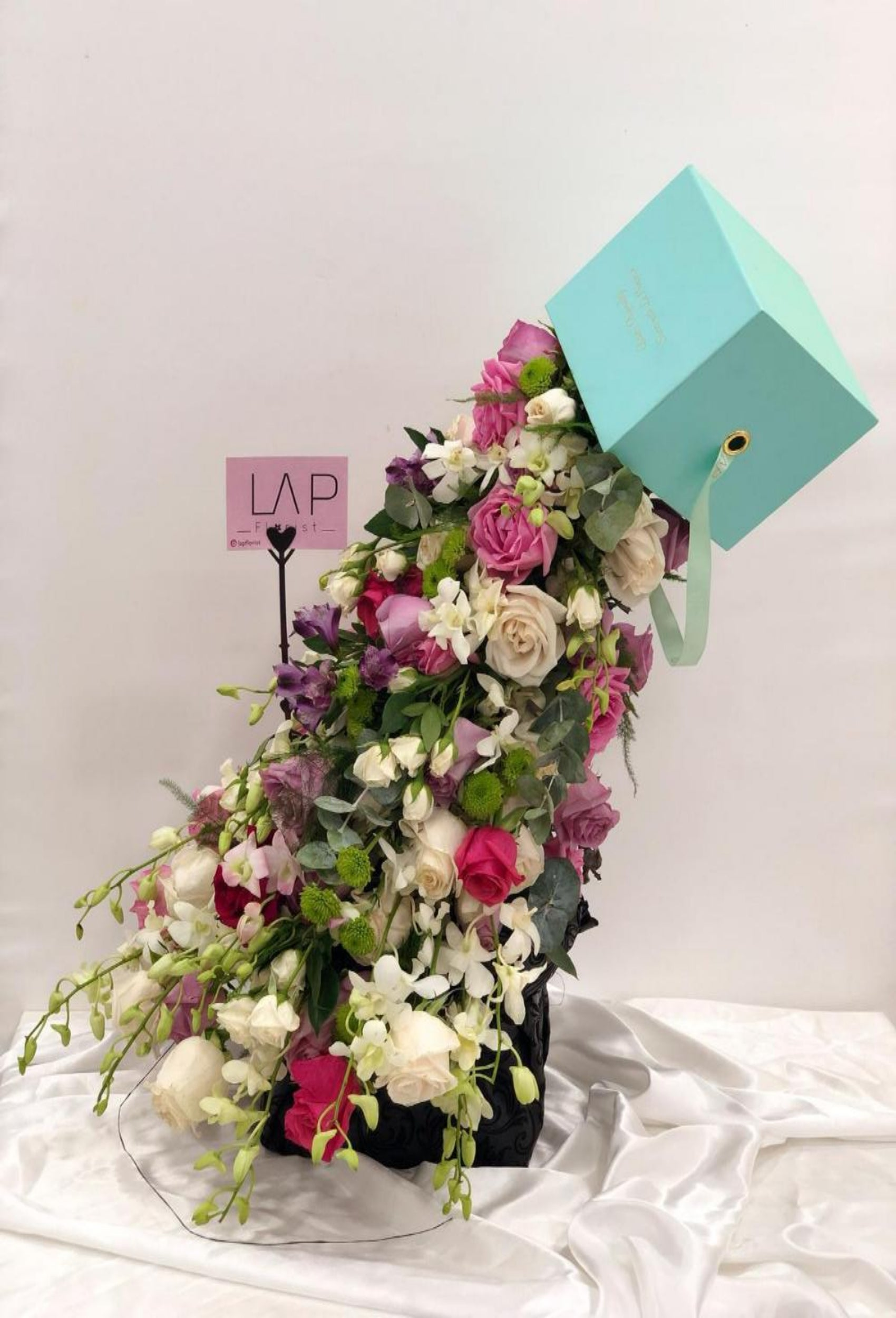 Stylish Box Bouquet