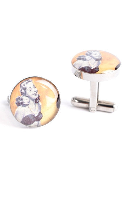 CLASSIC BEAUTY CUFFLINKS