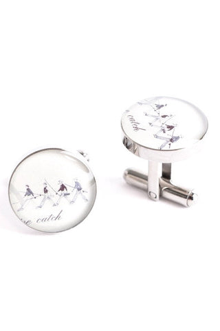 CATCH FISH CUFFLINKS