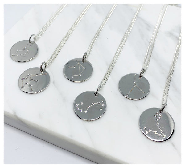 LIBRA Constellation Disc