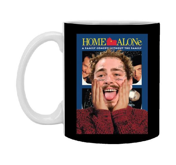 Post Malone Home Alone Mashup Macaulay Culkin Christmas 11