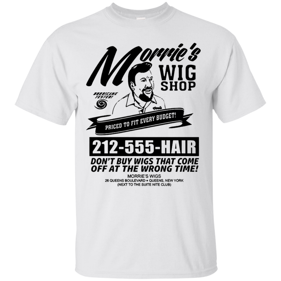 Chuck low morrie s wig shop price to fit every budget t shirt