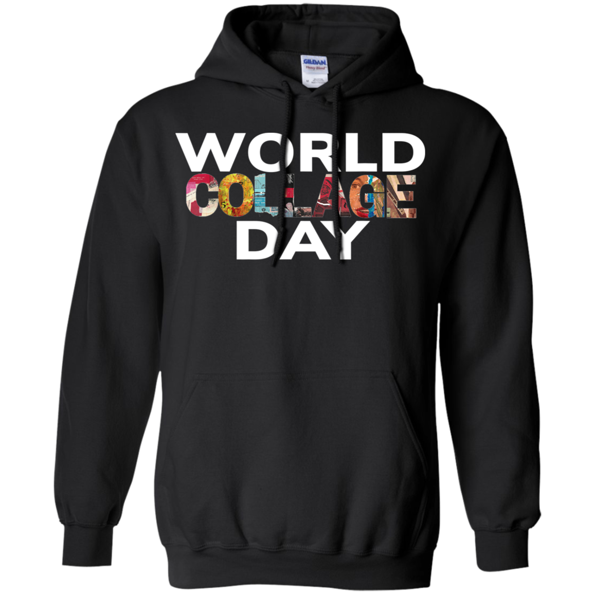 Celebrate World Collage Day 2019 Hoodie