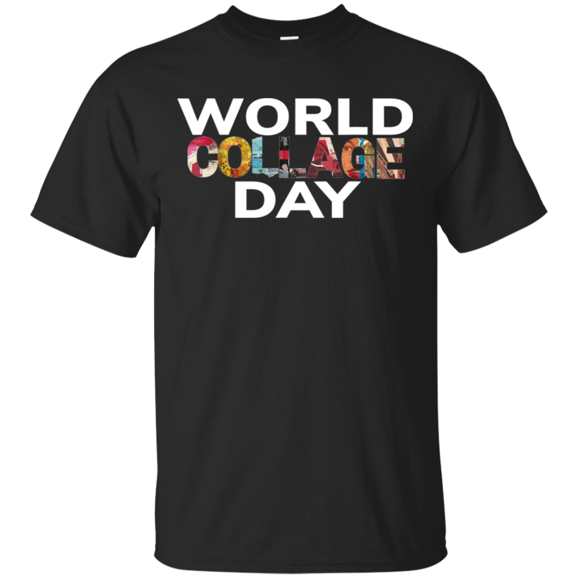 Celebrate World Collage Day 2019 T Shirt