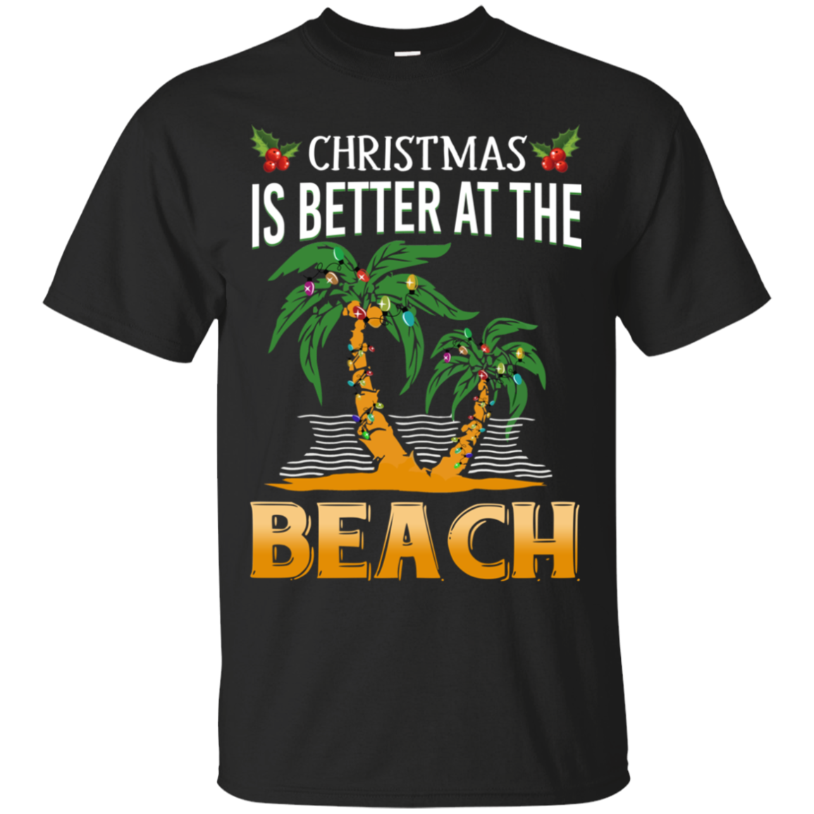 Christmas Better At The Beach Gift