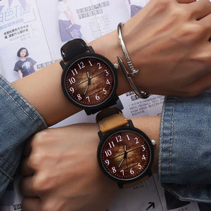 2018 Hot Sale JBRL Top Brand Fashion Wristwatches for Ladies Girls Women Watches Quartz Watch Retro Female Clock Large dial New