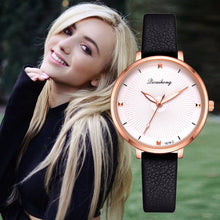 2018 Ladies Wrist Watches New Women Leather Sport Dress Quartz Clock Watch Luxury Top Brand Bracelet Ladies Watch Gift