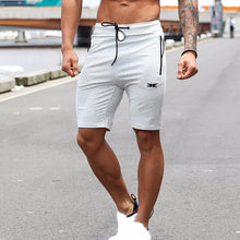 2018 Men's Casual Summer Shorts Sexy Sweatpants Male Fitness Bodybuilding Workout Man Fashion Short pants M-XXL