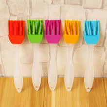 5 Colors Silicone Pastry Brush Baking Bakeware BBQ Cake Pastry Bread Oil Cream Cooking Basting Tools Kitchen Accessories Gadget