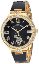 U.S. Polo Assn. Women's Quartz Metal and Alloy Watch, Color:Gold-Toned (Model: USC40320
