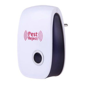 EU/US Plug Electronic Pest Repeller Ultrasonic Rejector Mouse Mosquito Rat Mouse Repellent Anti Mosquito Repeller